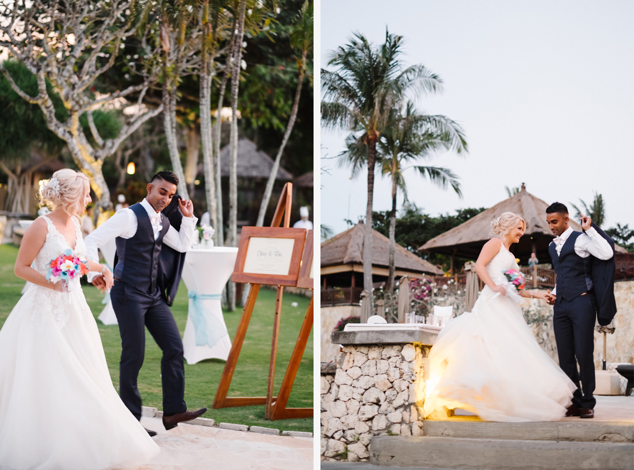 R&C: Destination Wedding at Tresna Chapel Ayana Resort 53