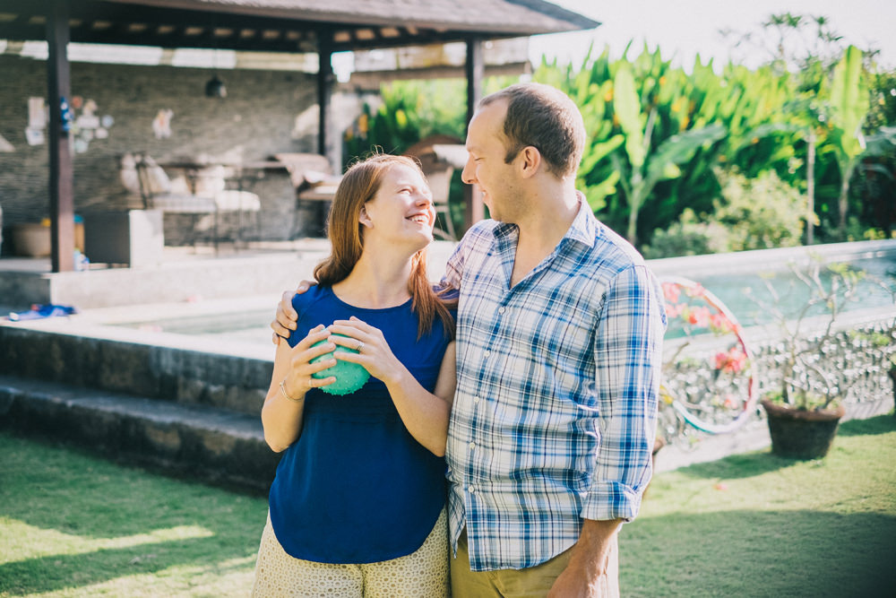 Rich & Danielle Family Vacation in Bali  5