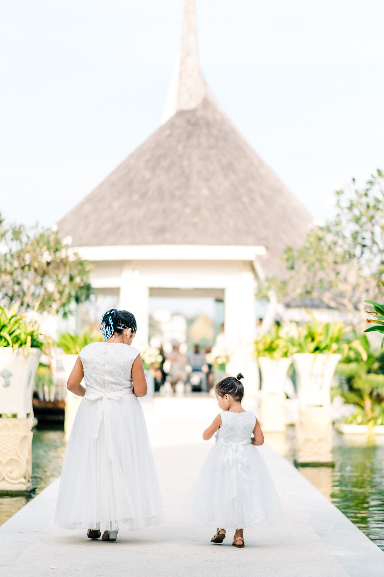 R&G: Puri Temple Hill Bali Wedding Photography 22