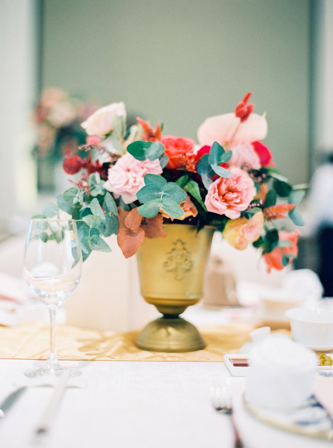Elegant Raffles Hotel Singapore Wedding 60