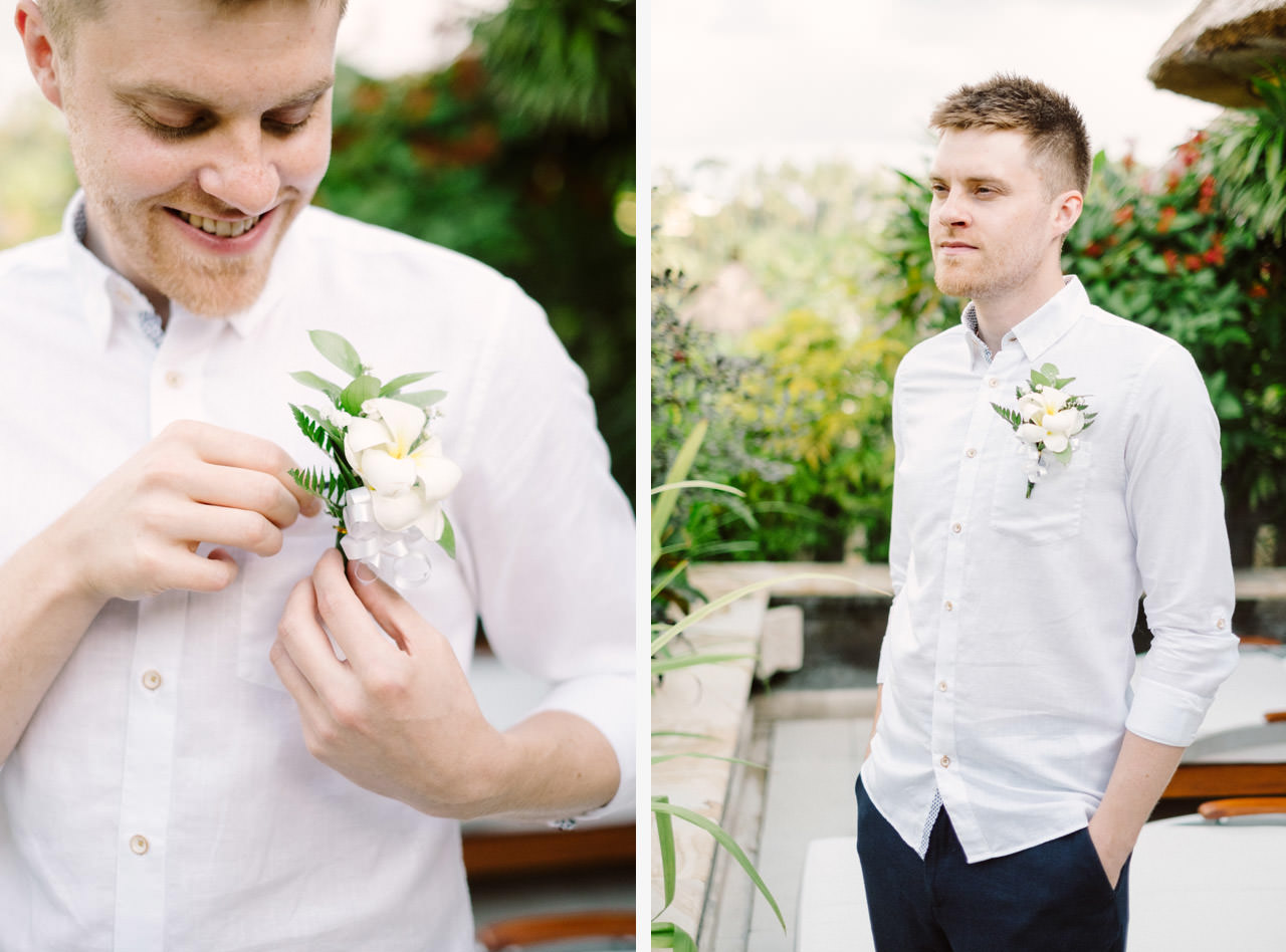 H & R: Viceroy Bali Elopement Photography 10