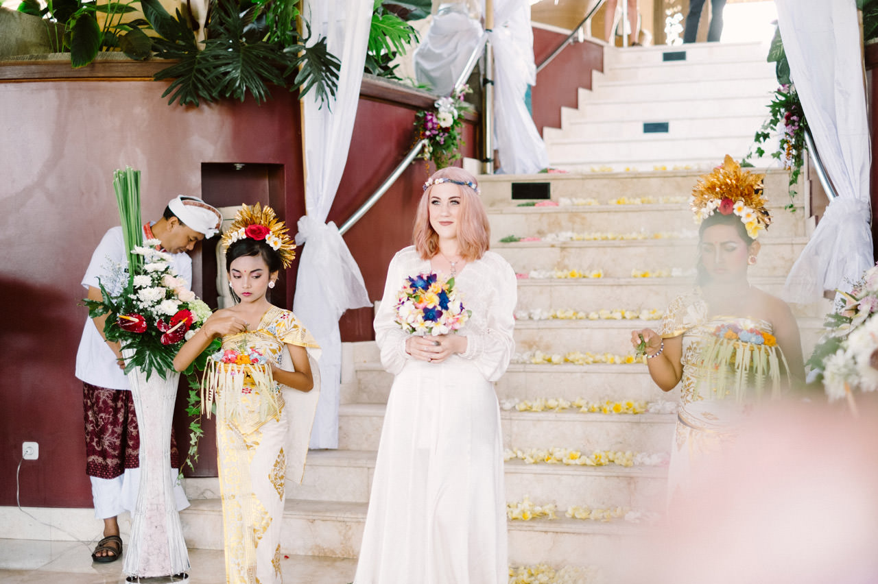 H & R: Viceroy Bali Elopement Photography 14