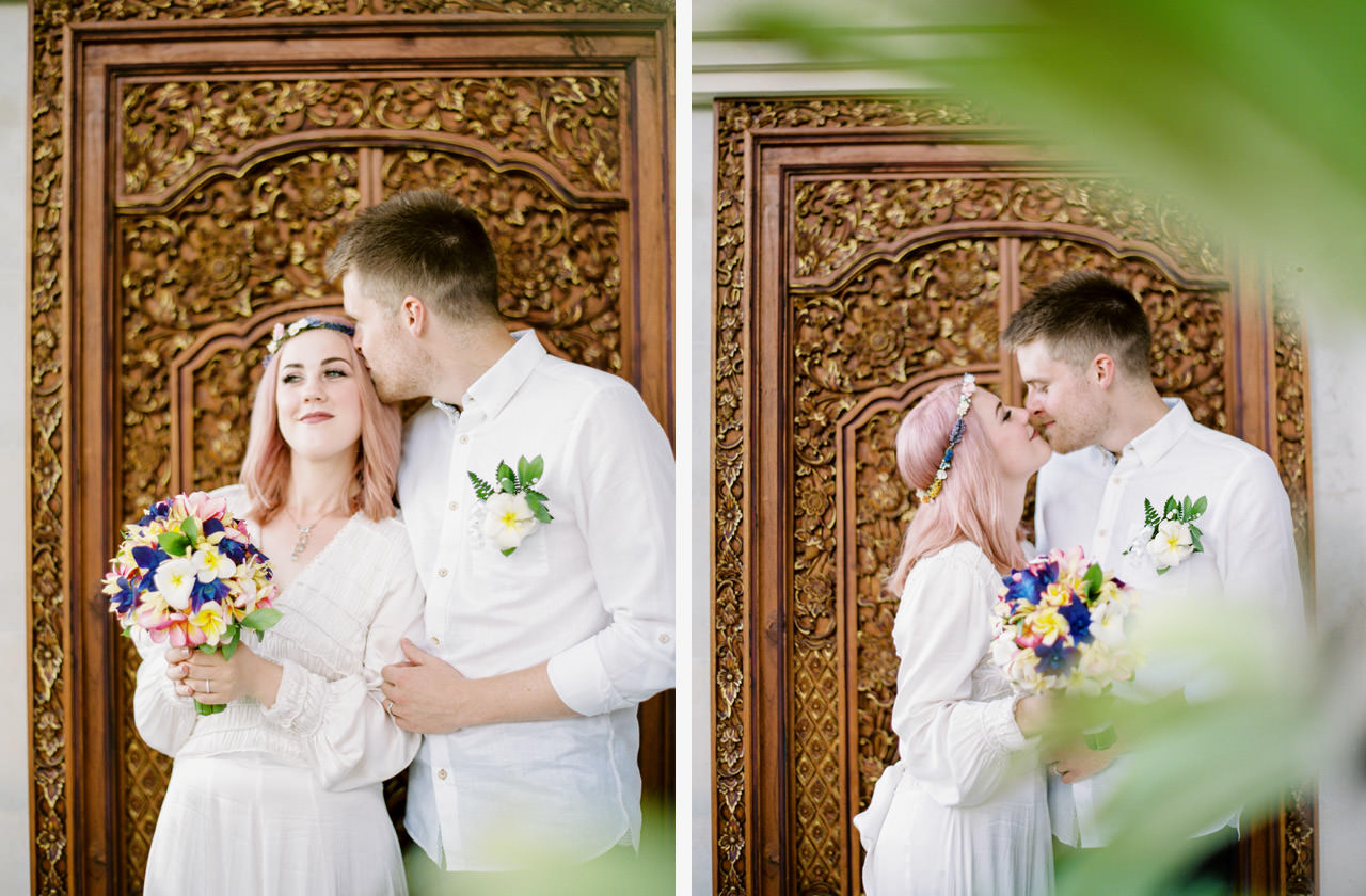 H & R: Viceroy Bali Elopement Photography 20
