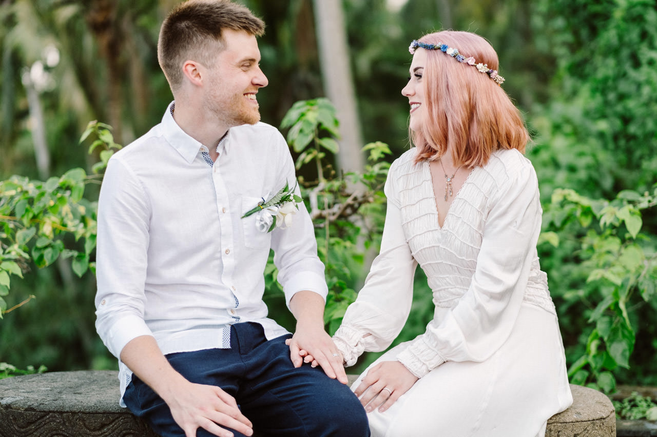 H & R: Viceroy Bali Elopement Photography 21