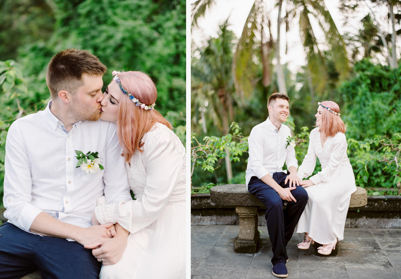 H & R: Viceroy Bali Elopement Photography 22