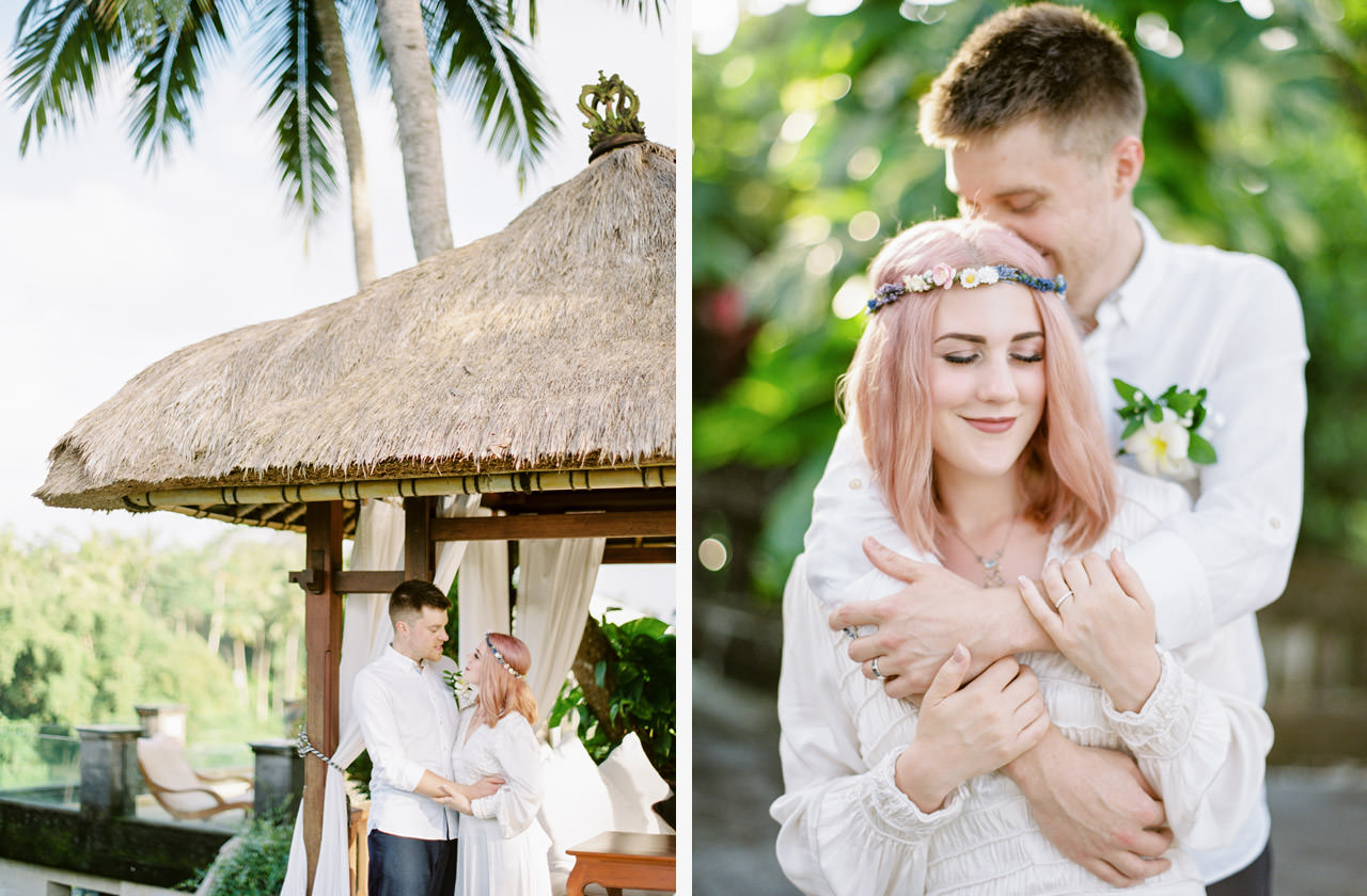 H & R: Viceroy Bali Elopement Photography 24