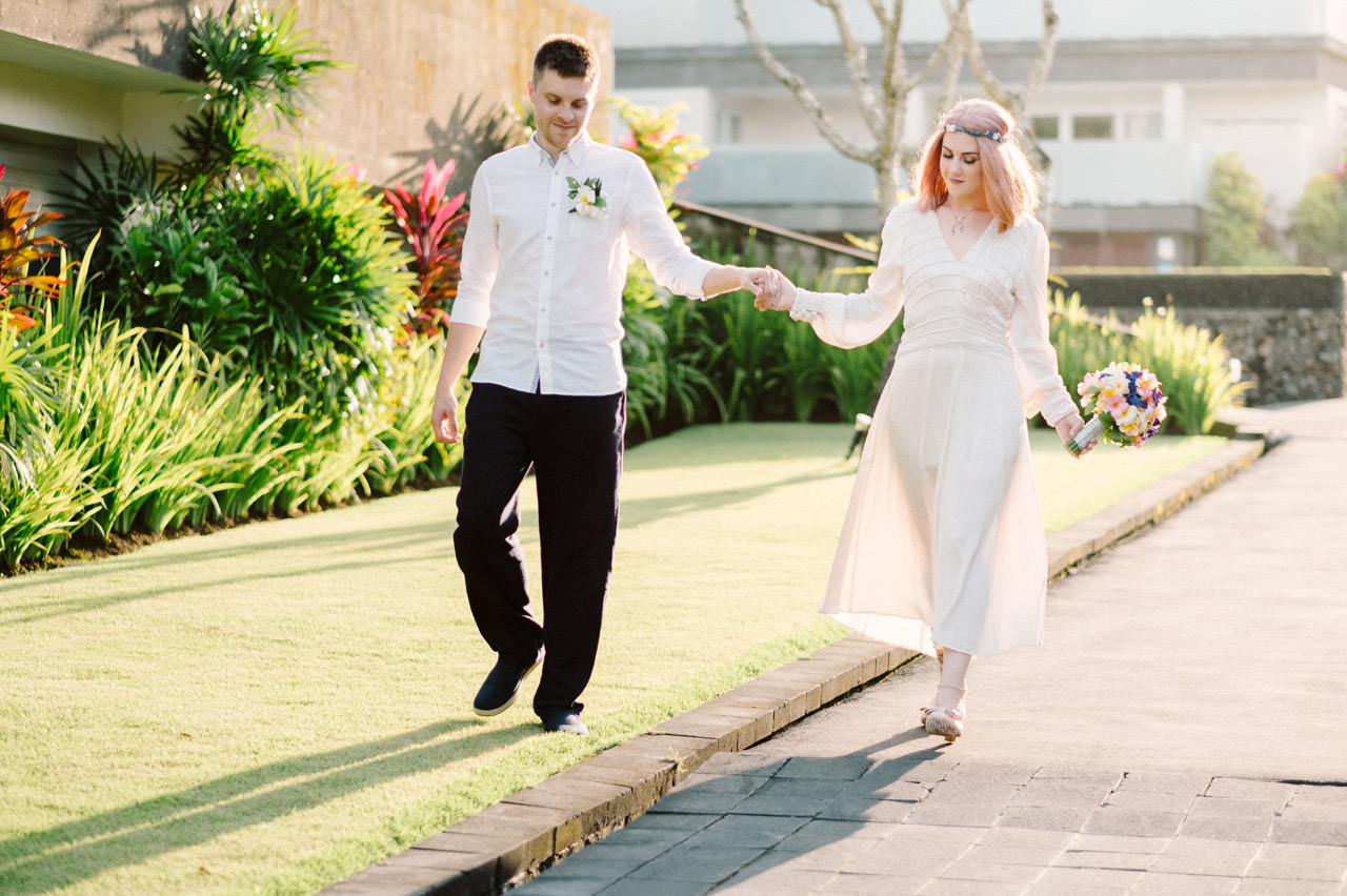 H & R: Viceroy Bali Elopement Photography 28