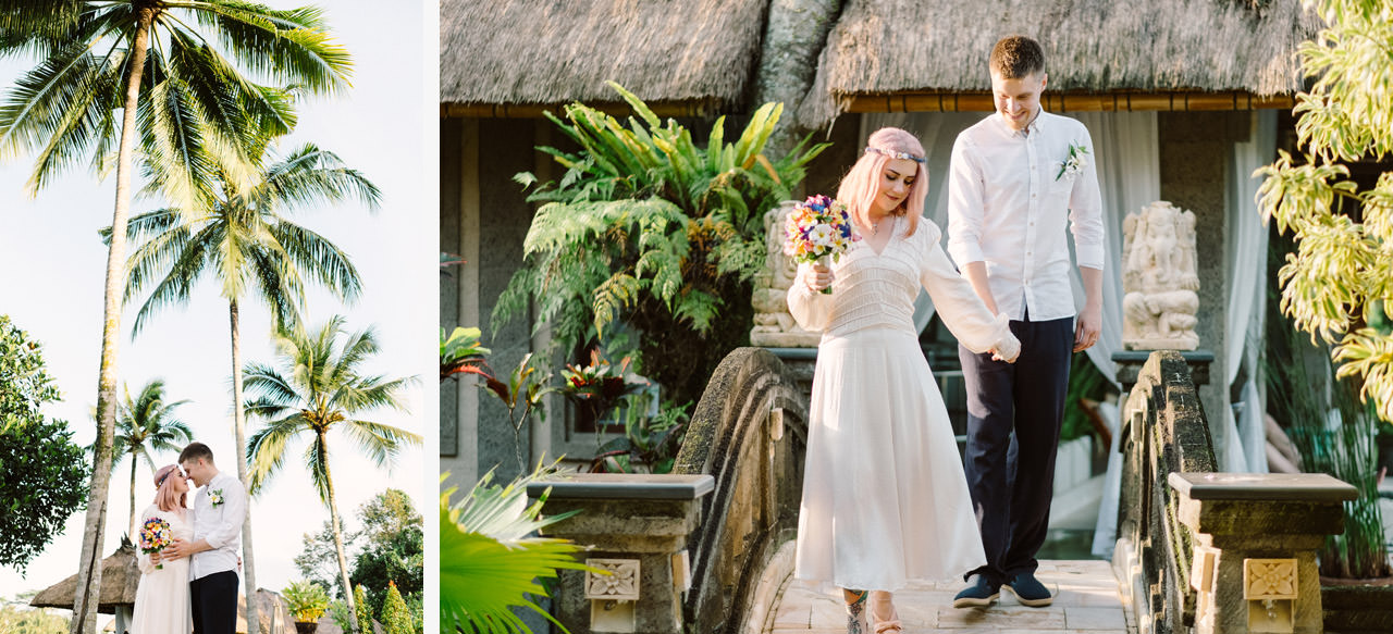 H & R: Viceroy Bali Elopement Photography 29