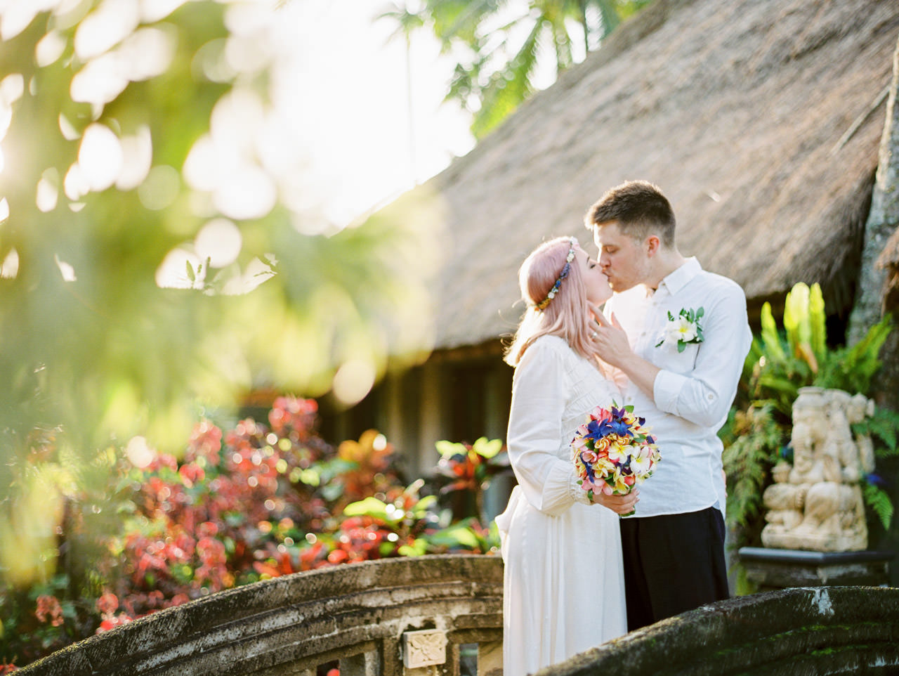 H & R: Viceroy Bali Elopement Photography 30