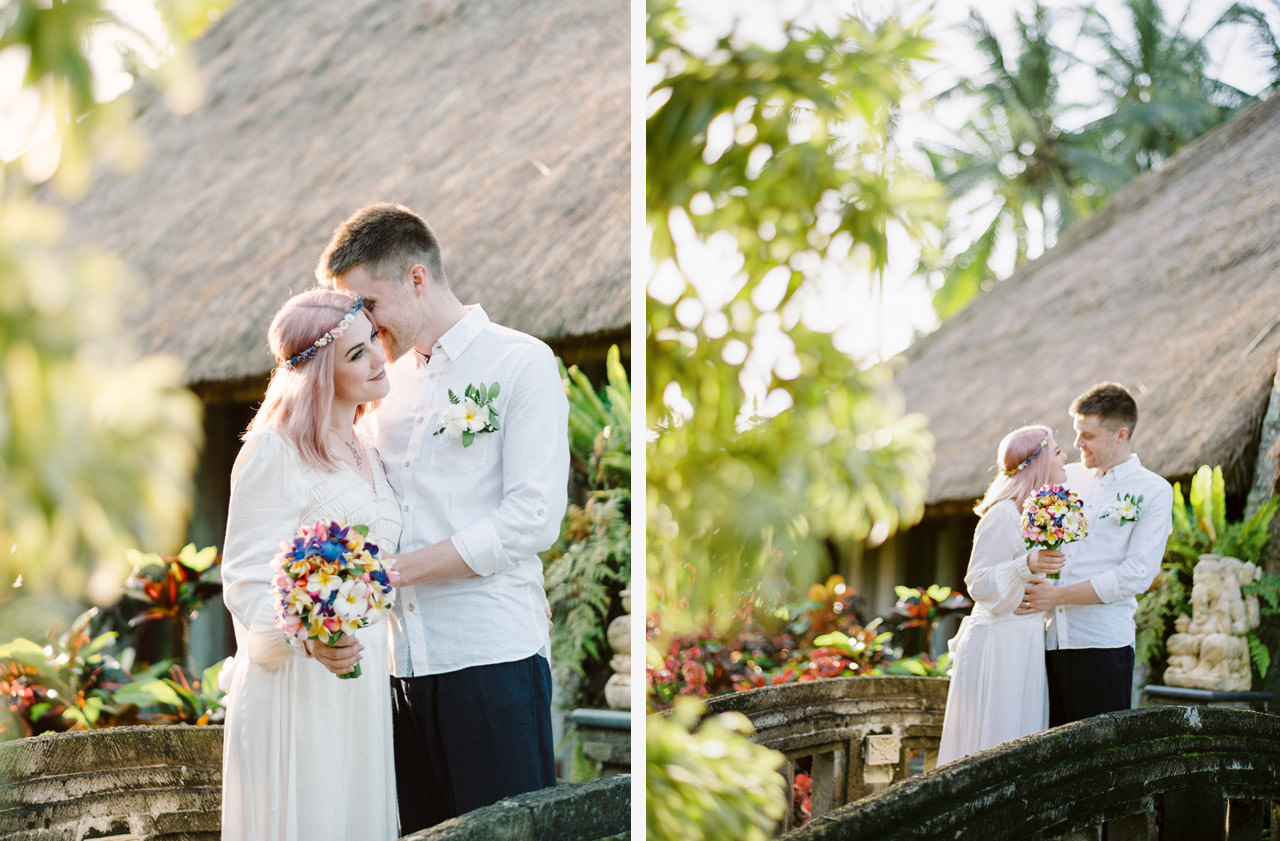 H & R: Viceroy Bali Elopement Photography 31