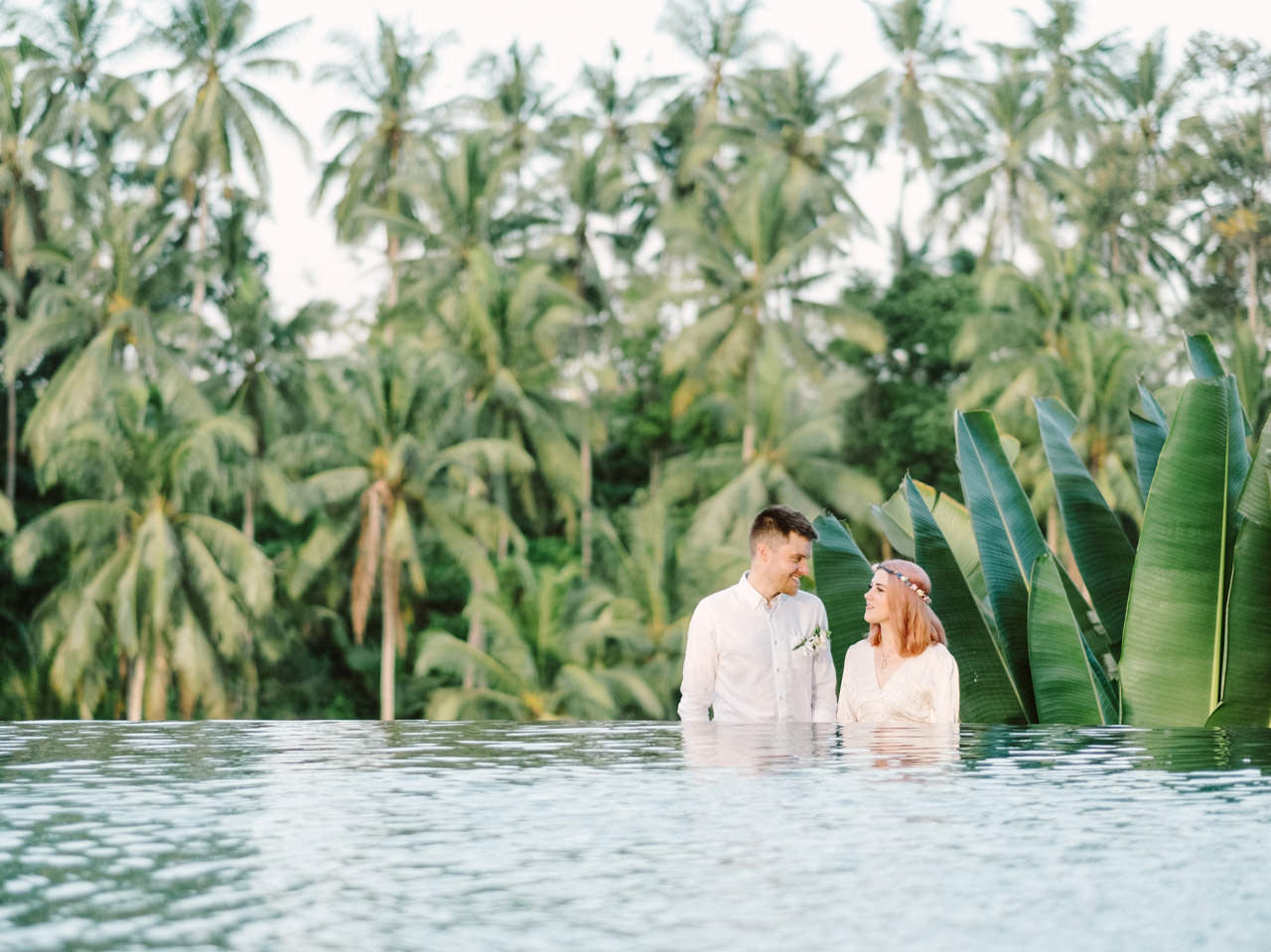 H & R: Viceroy Bali Elopement Photography 32