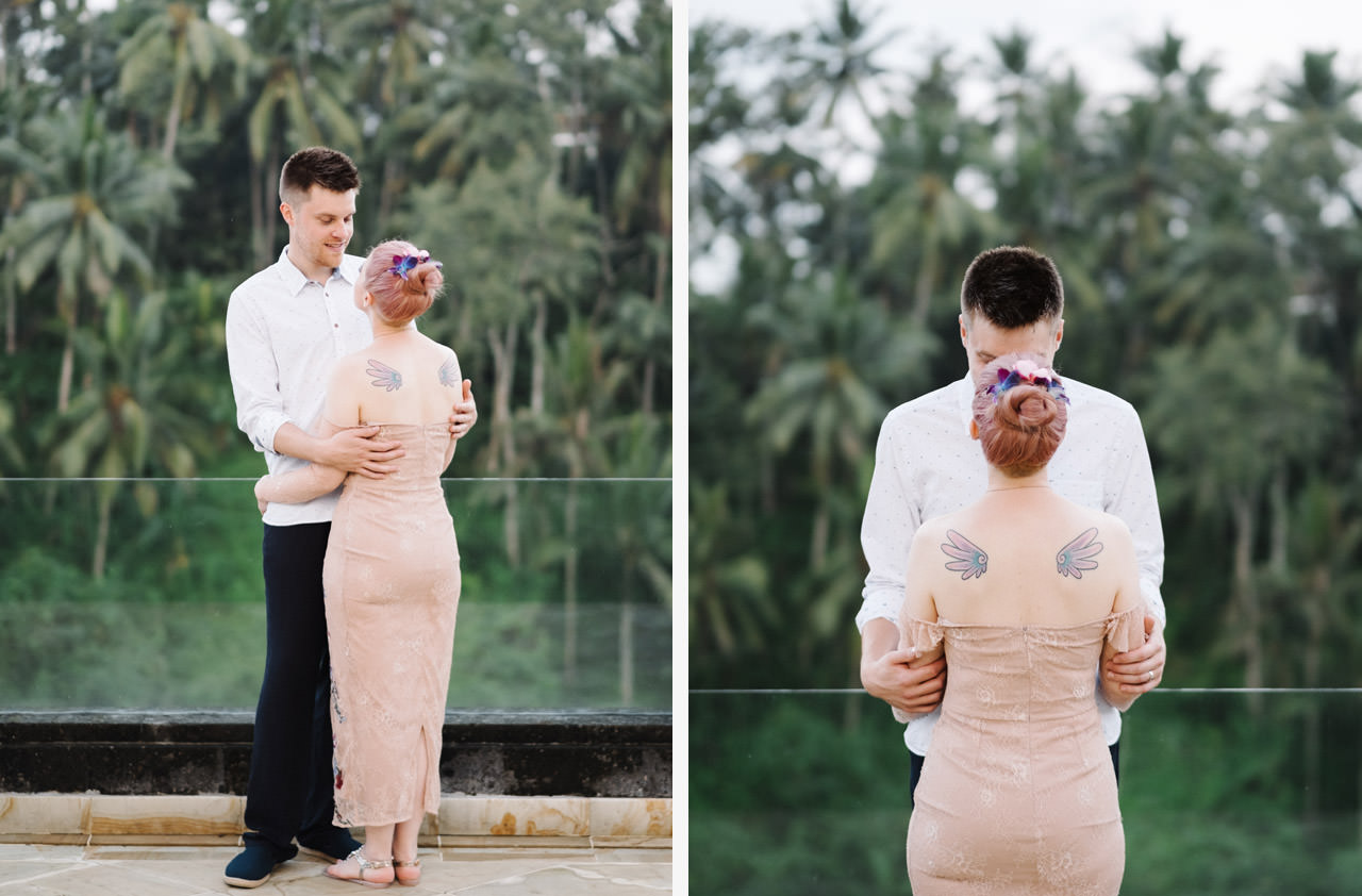 H & R: Viceroy Bali Elopement Photography 33
