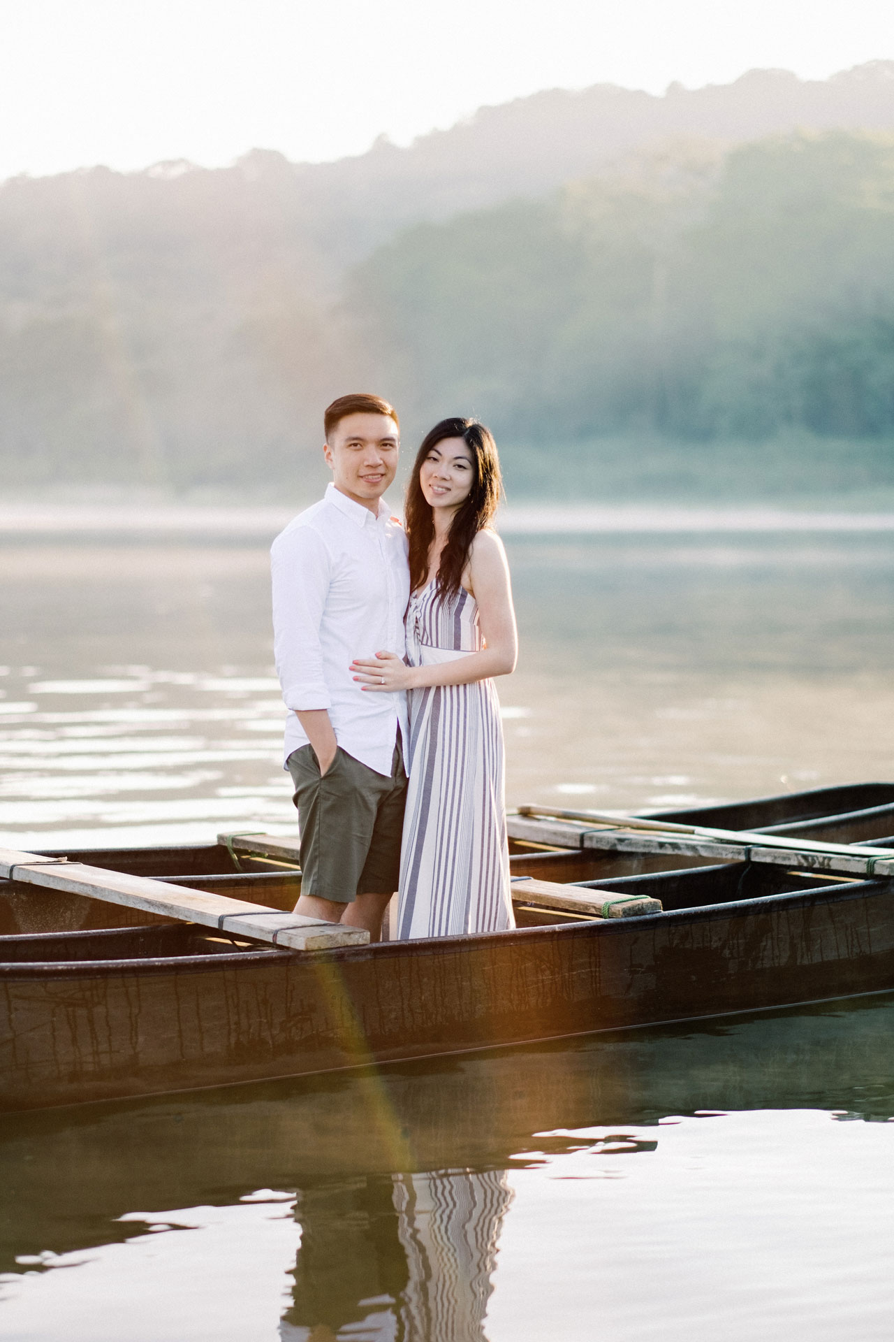 Casual Prewedding Tamblingan Lake
