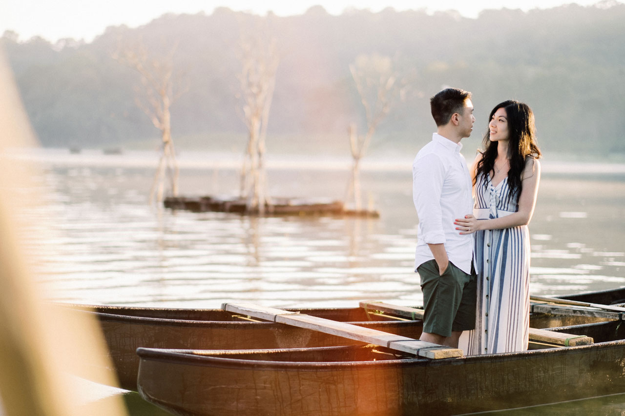 R&H: Casual Prewedding in Bali 5