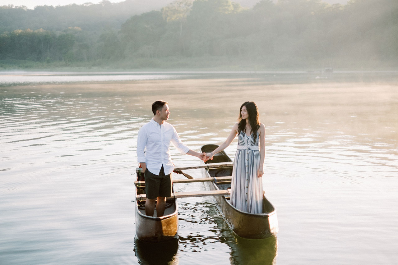 R&H: Casual Prewedding in Bali 6