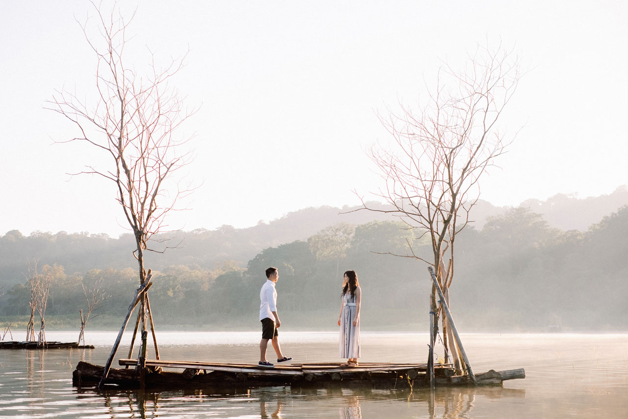R&H: Casual Prewedding in Bali 9