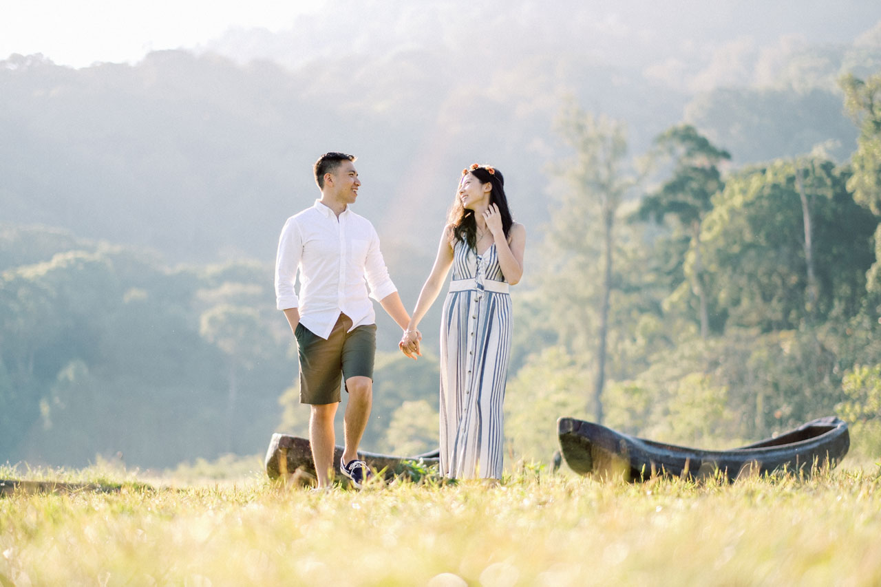 R&H: Casual Prewedding in Bali 13