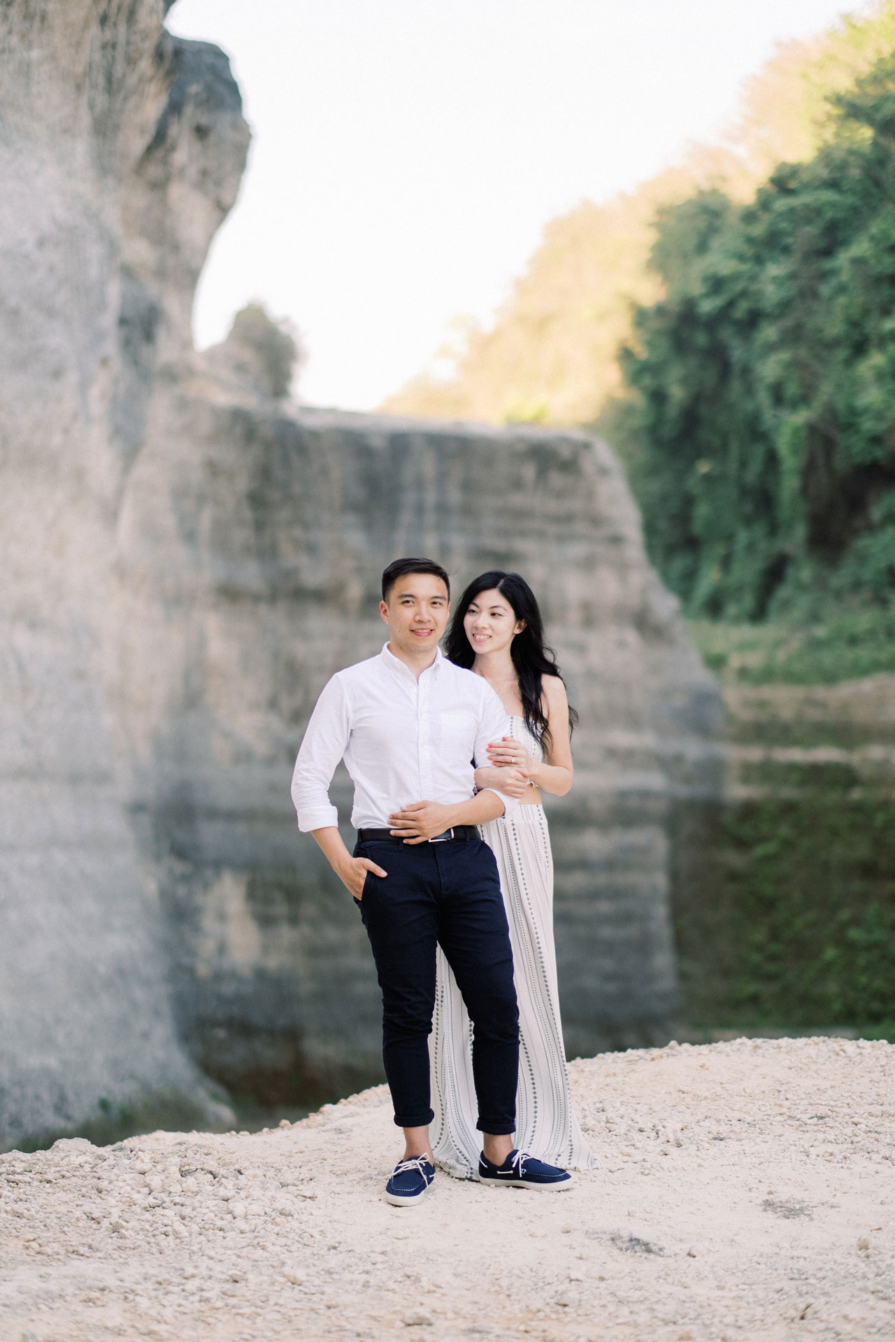 R&H: Casual Prewedding in Bali 20