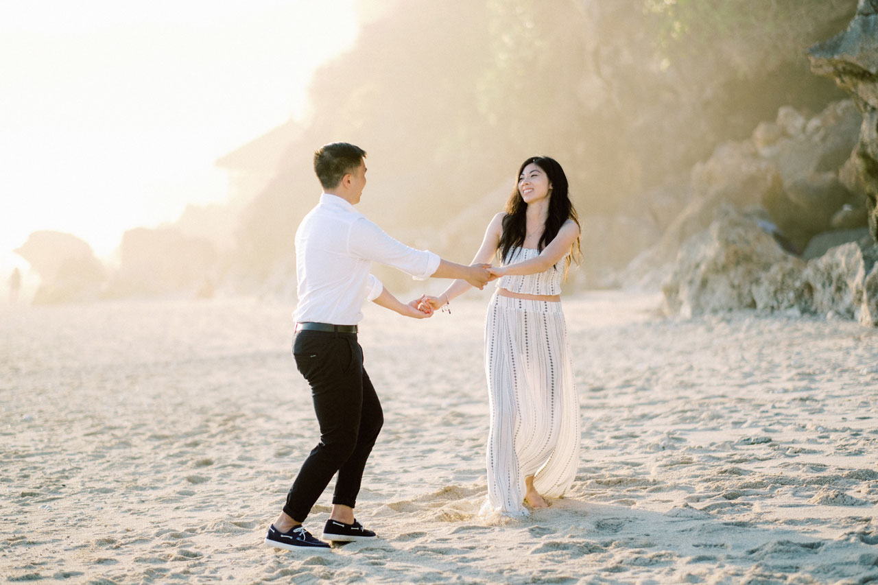 R&H: Casual Prewedding in Bali 27
