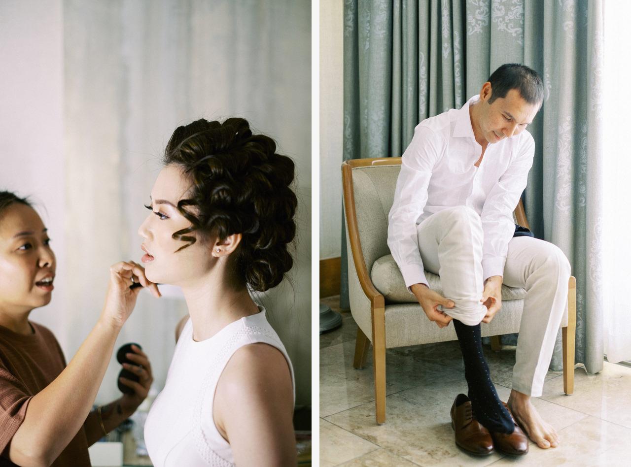 J&R: Luxury The Mulia Bali Wedding 4