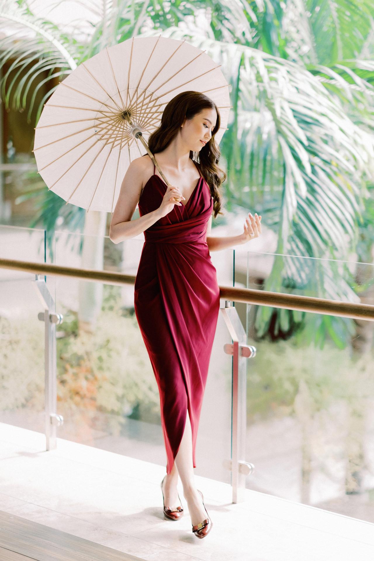 Luxury The Mulia Bali Wedding 12