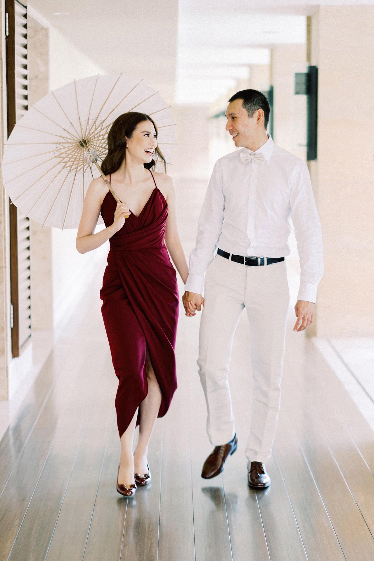 J&R: Luxury The Mulia Bali Wedding 13