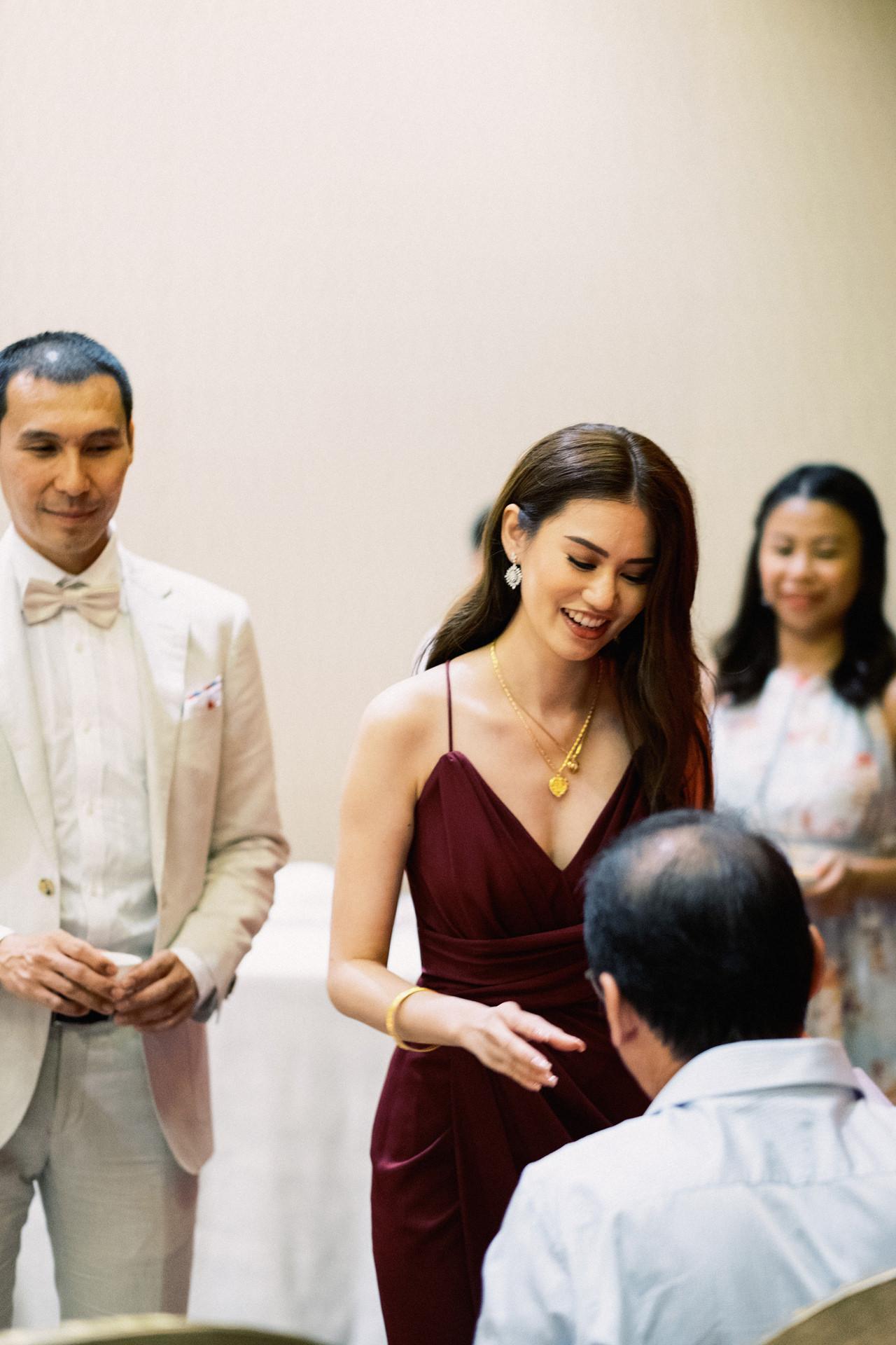 Luxury The Mulia Bali Wedding 16