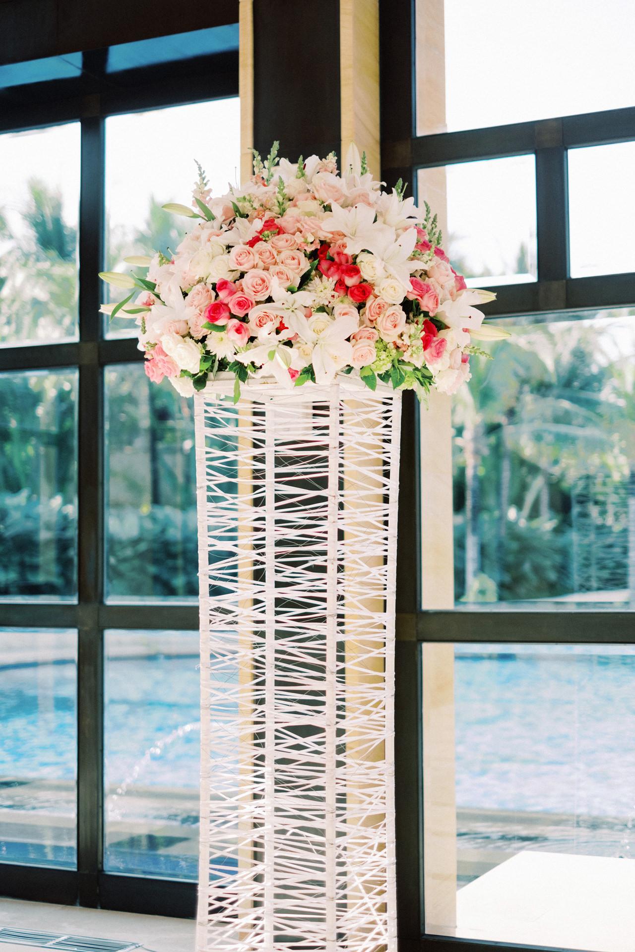 Luxury The Mulia Bali Wedding 19