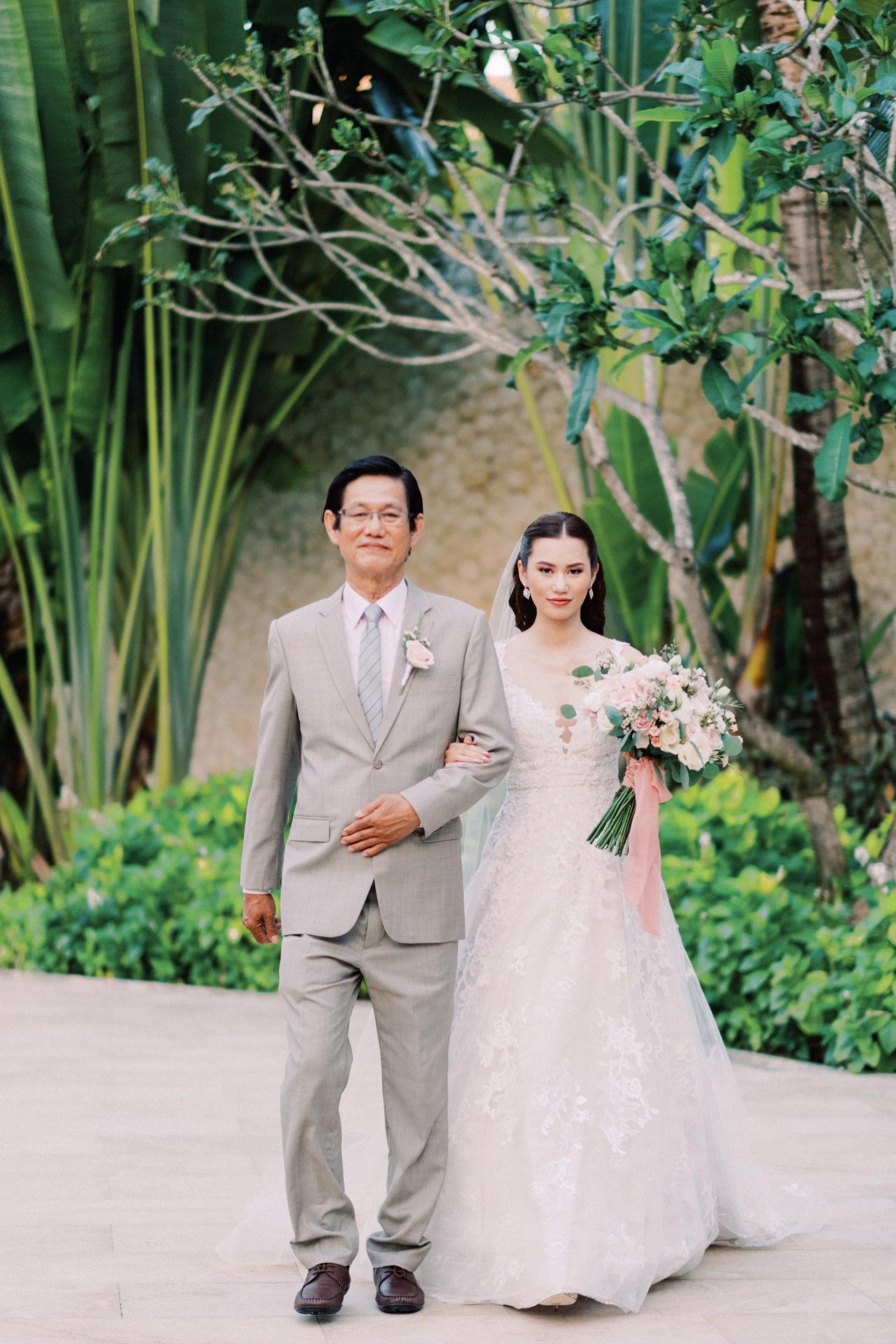 Luxury The Mulia Bali Wedding 25
