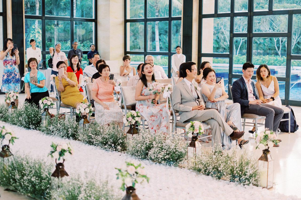 J&R: Luxury The Mulia Bali Wedding 27