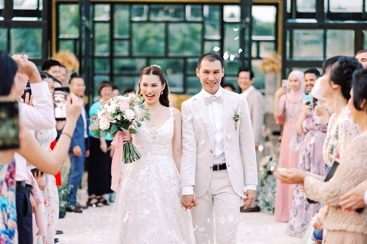 Luxury The Mulia Bali Wedding 30