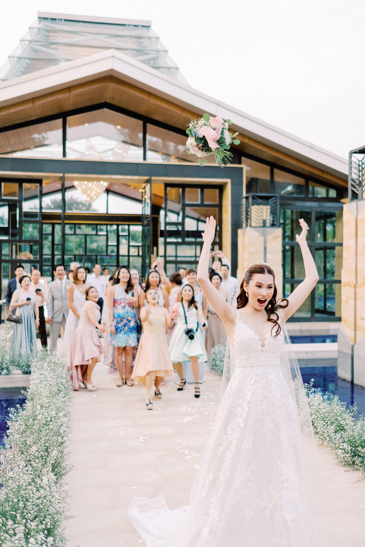 J&R: Luxury The Mulia Bali Wedding 31