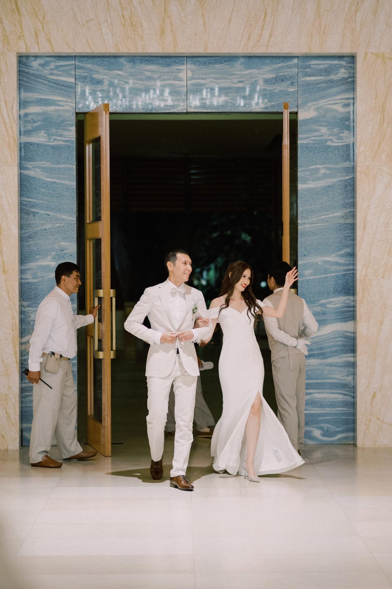 Luxury The Mulia Bali Wedding 36