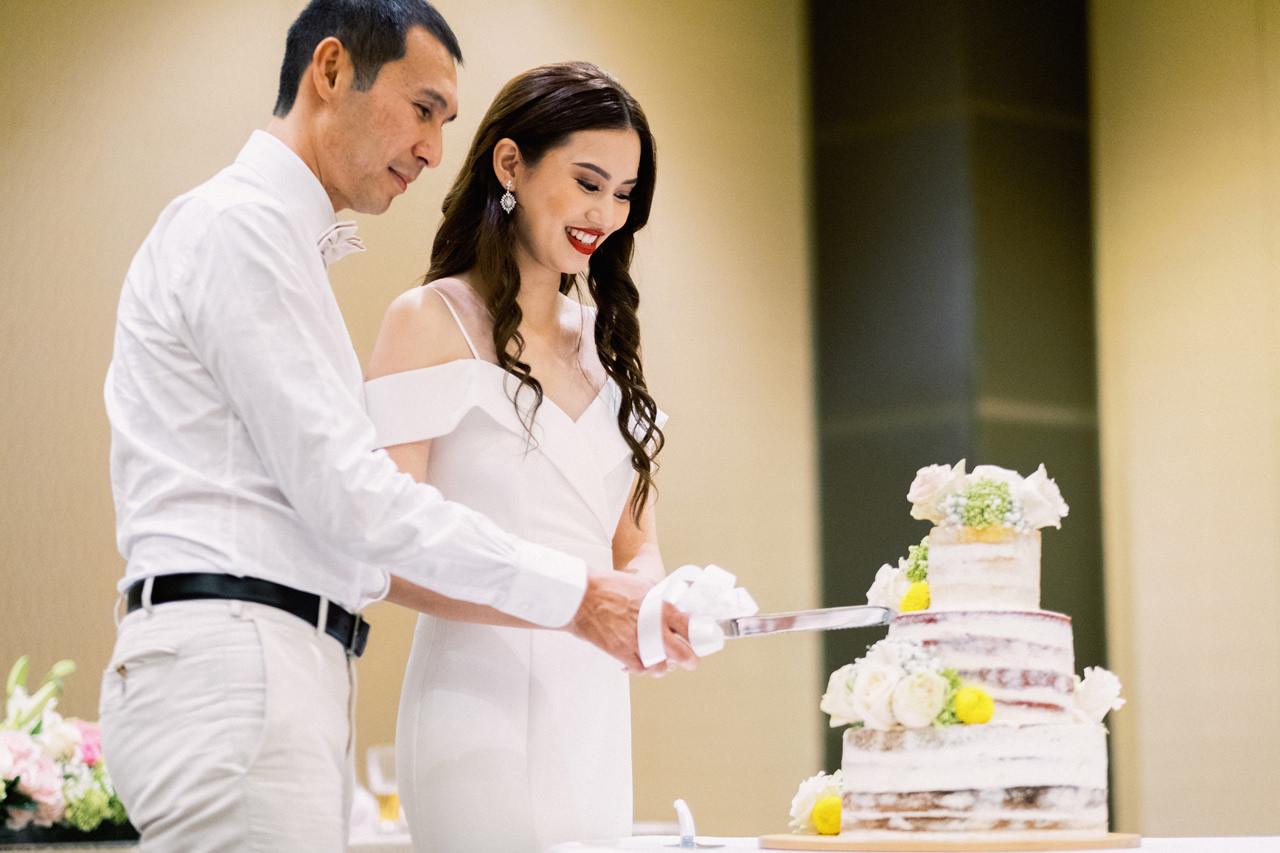 Luxury The Mulia Bali Wedding 38