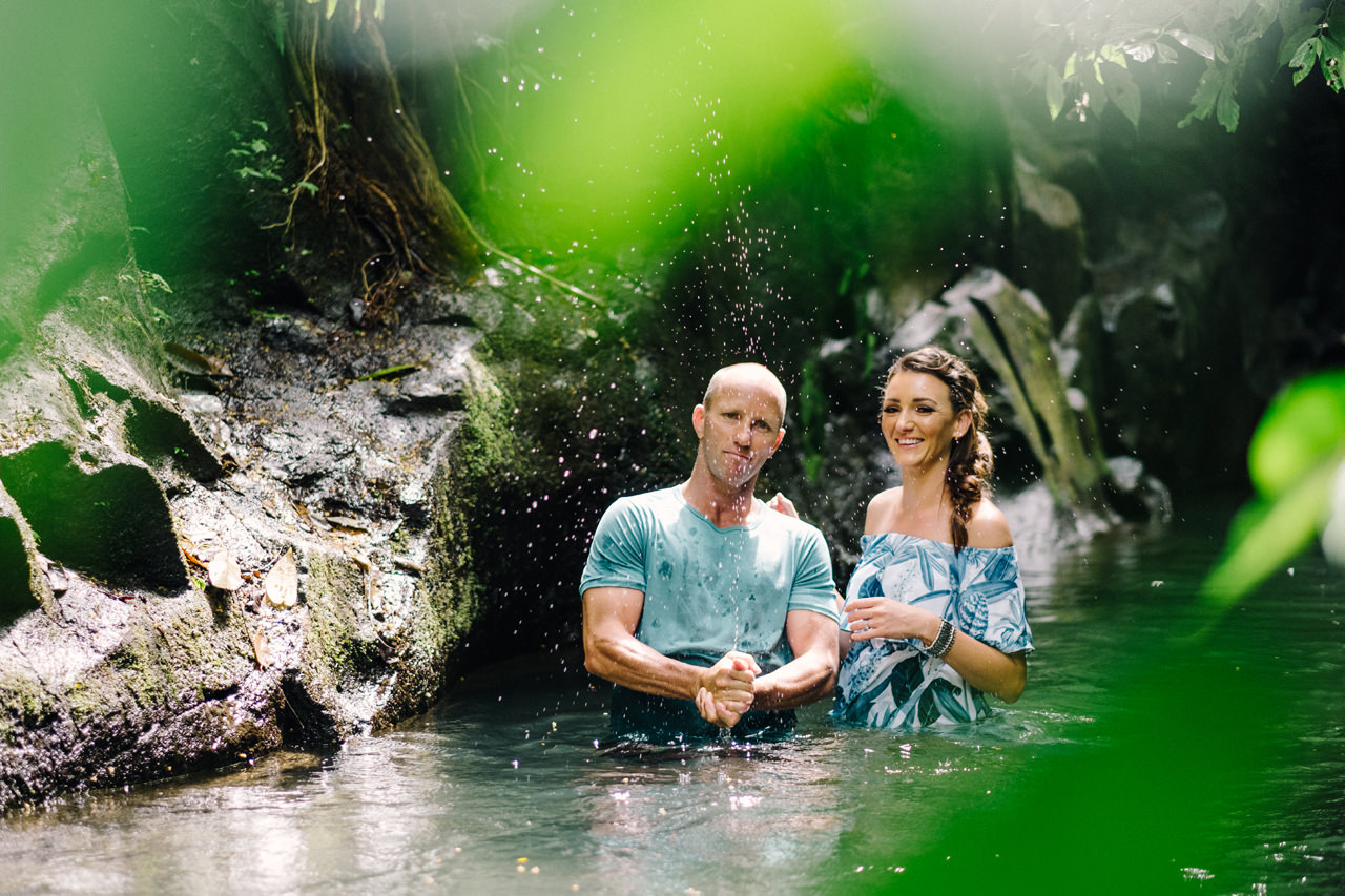 K&R: Adventurous Mount Batur Bali Engagement Photography 16