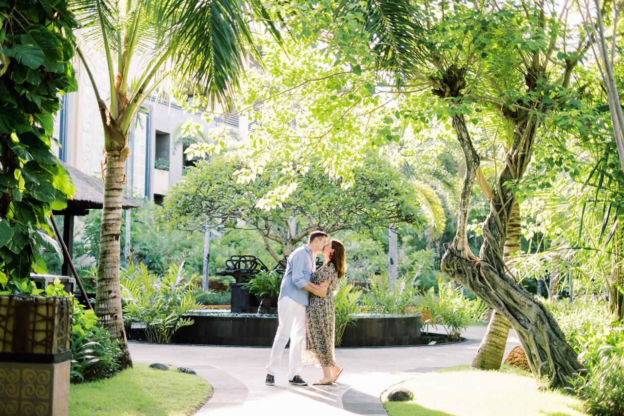 R&K: Beachside St. Regis Bali Dinner Proposal 2