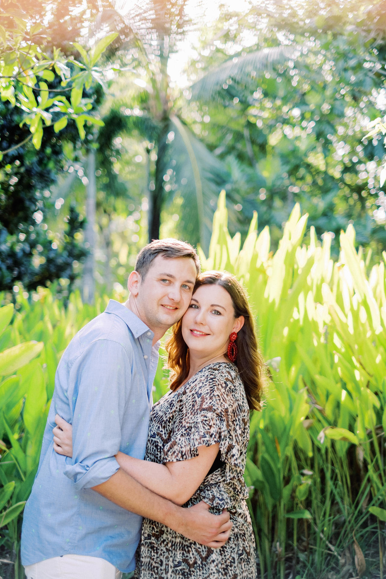 R&K: Beachside St. Regis Bali Dinner Proposal 3