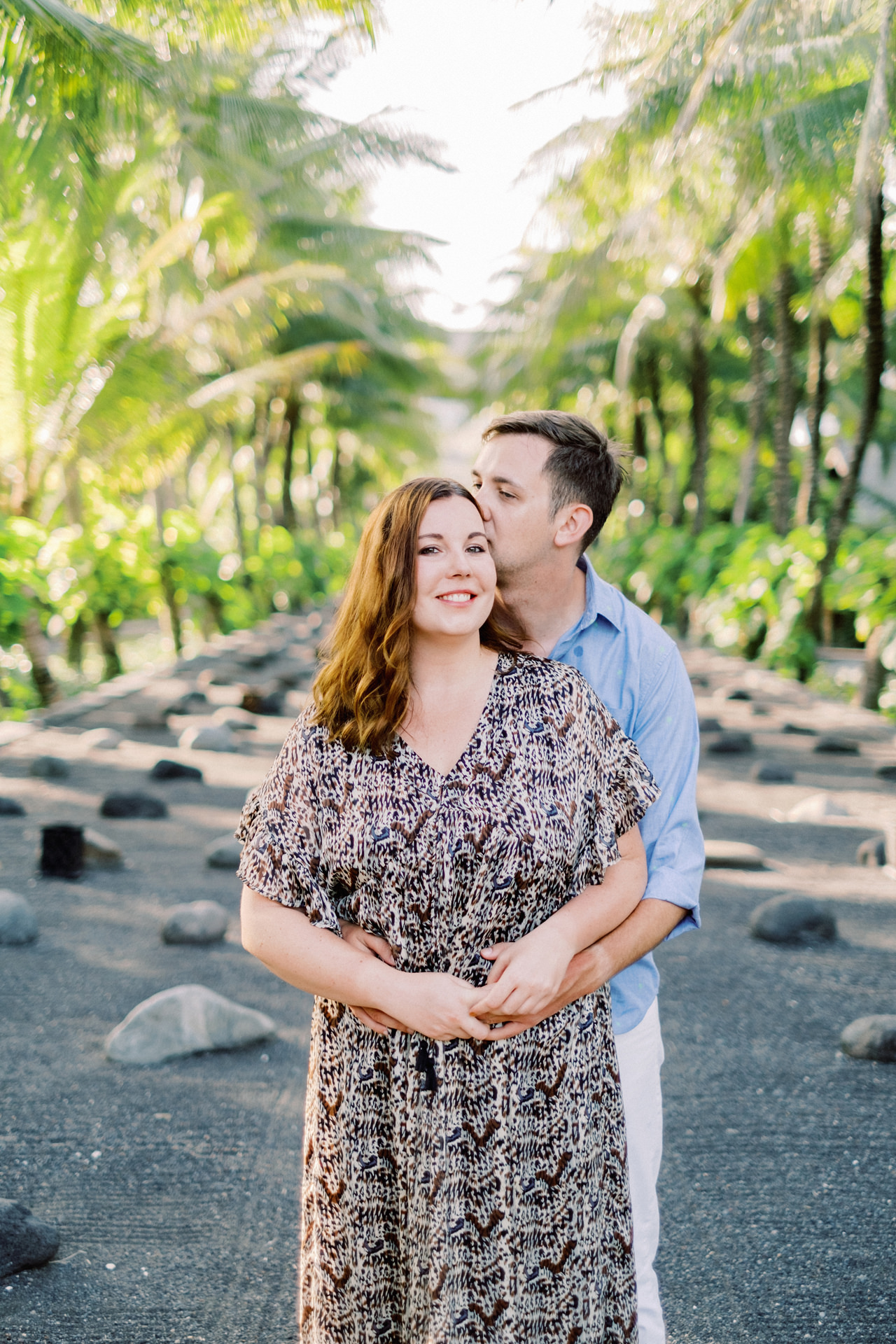 R&K: Beachside St. Regis Bali Dinner Proposal 4