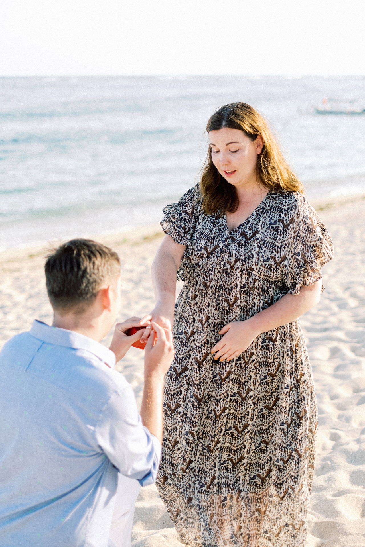 R&K: Beachside St. Regis Bali Dinner Proposal 9