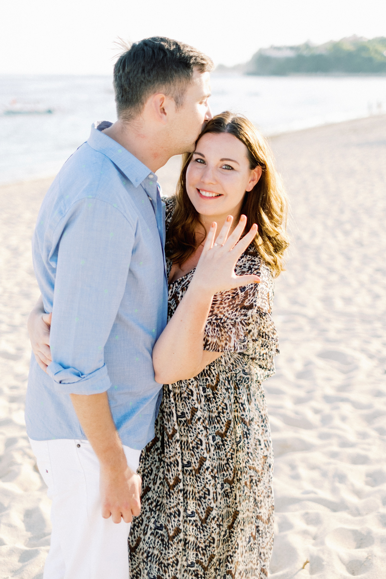 R&K: Beachside St. Regis Bali Dinner Proposal 11