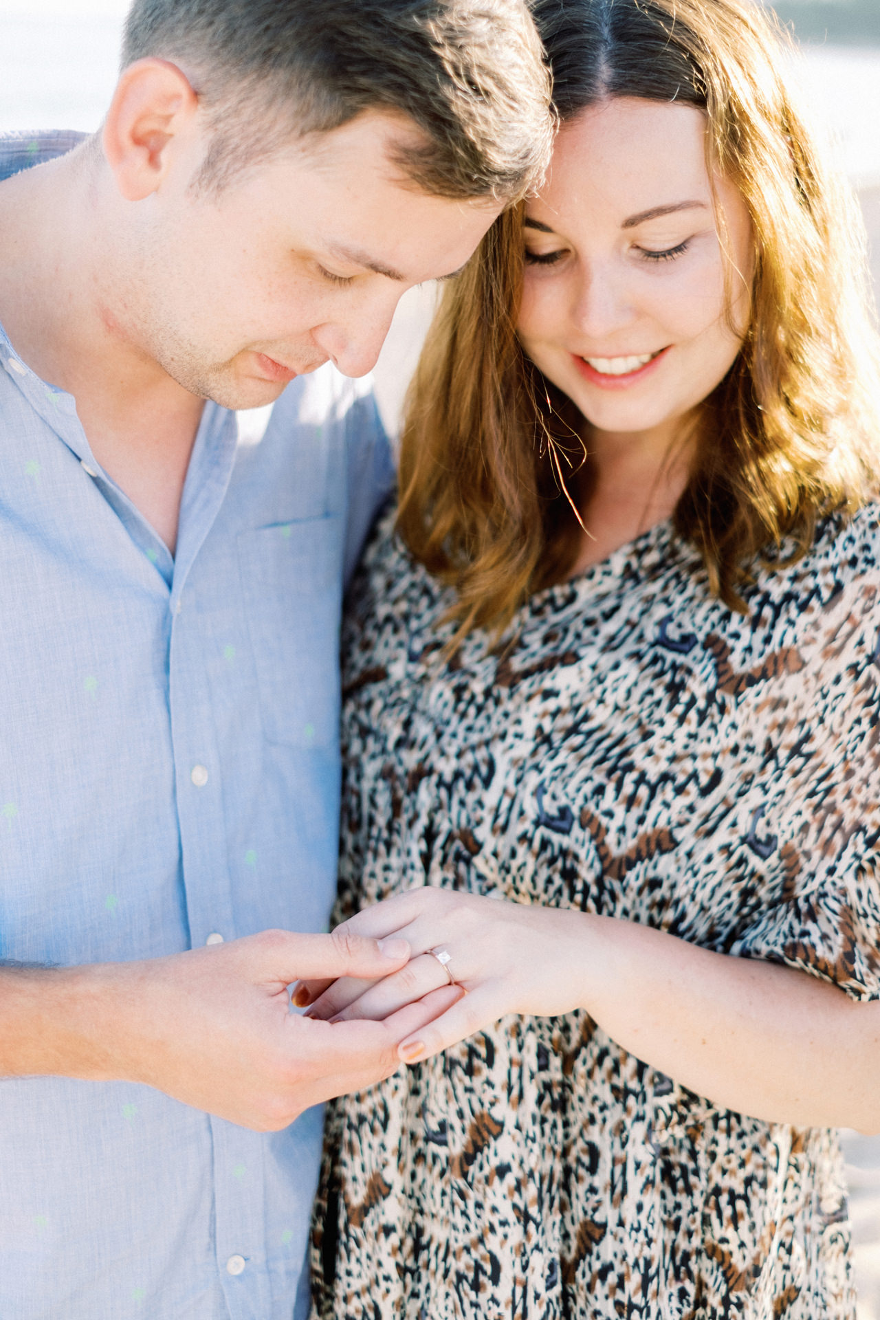 R&K: Beachside St. Regis Bali Dinner Proposal 12