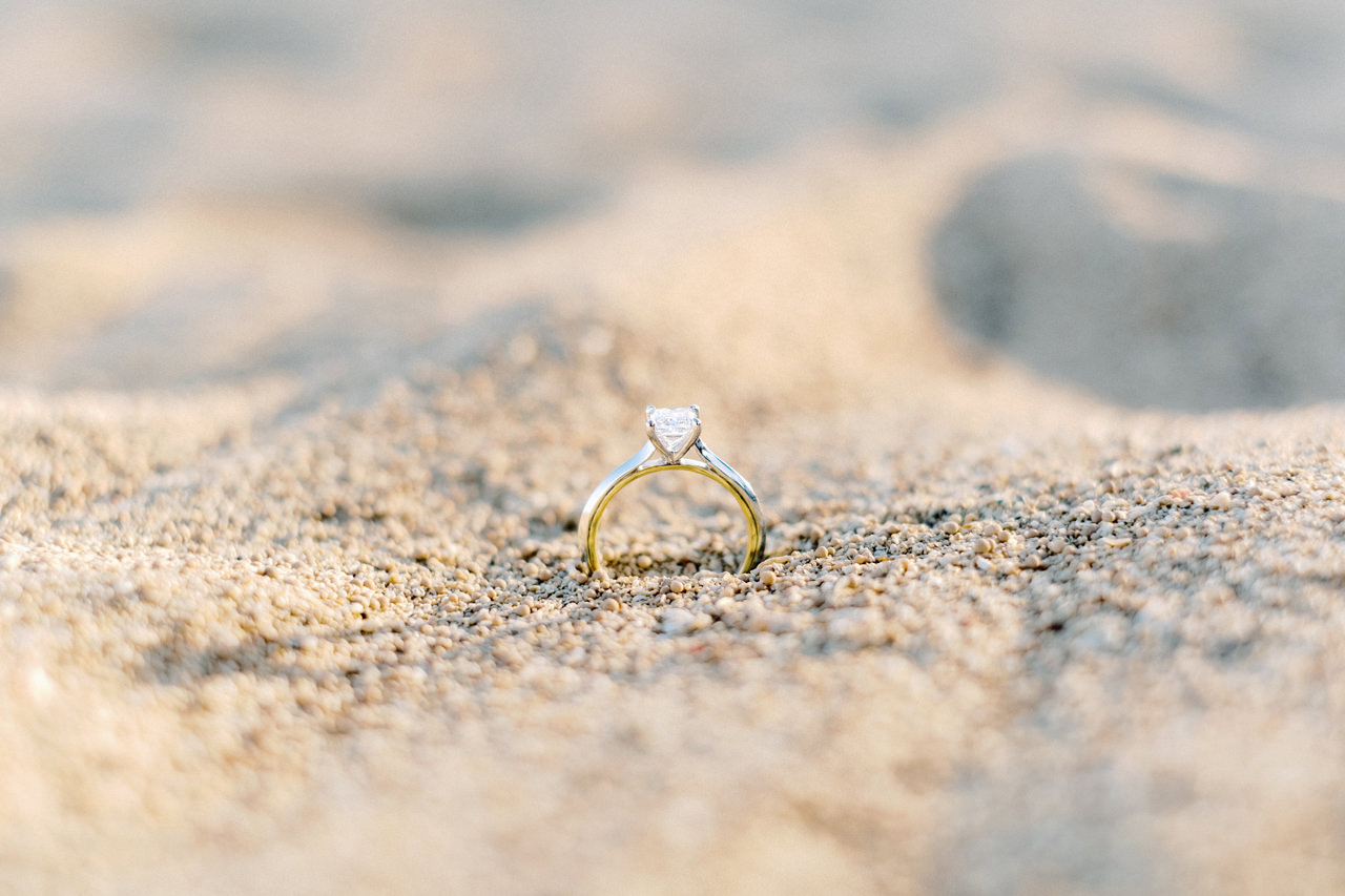 R&K: Beachside St. Regis Bali Dinner Proposal 13