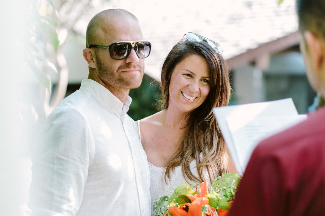 Matt & Renee: Intimate Bali Wedding Vow Renewal 9