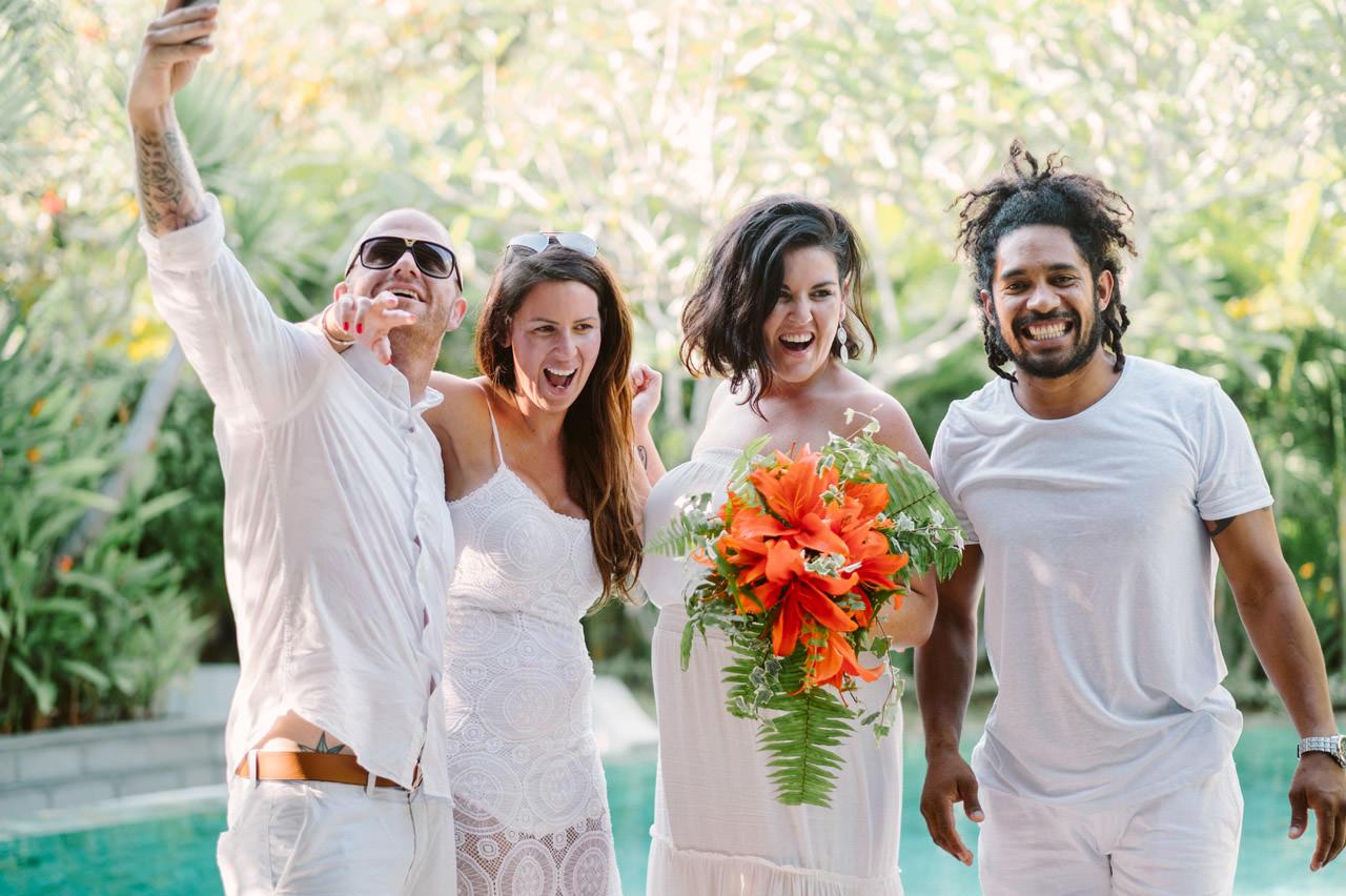 Matt & Renee: Intimate Bali Wedding Vow Renewal 18