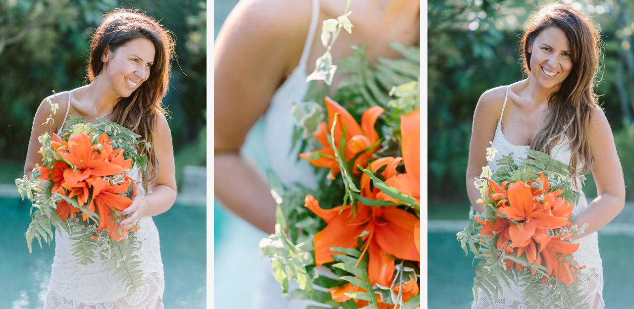Matt & Renee: Intimate Bali Wedding Vow Renewal 20