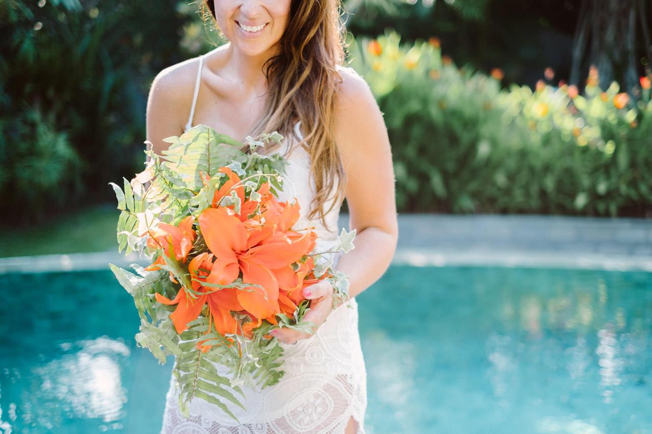 Matt & Renee: Intimate Bali Wedding Vow Renewal 21