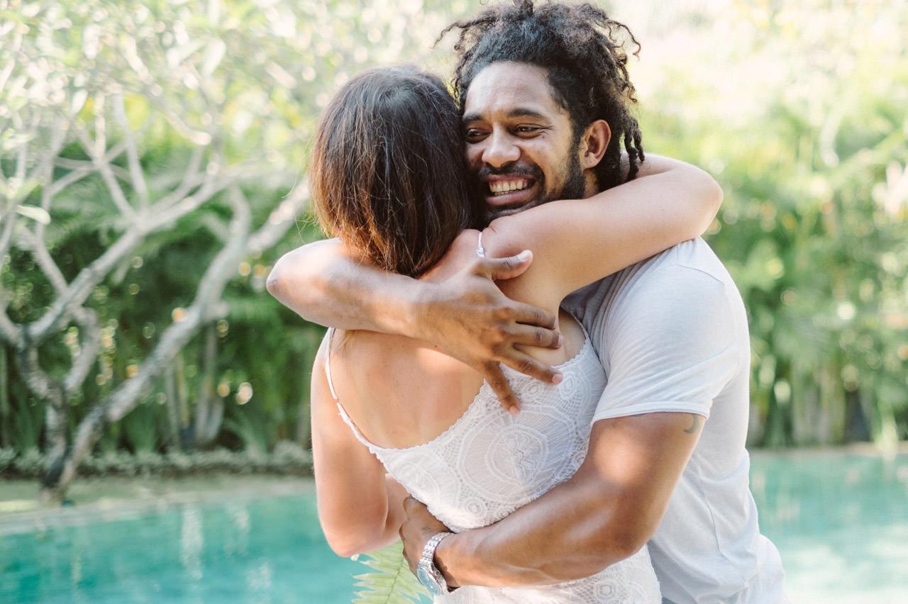 Matt & Renee: Intimate Bali Wedding Vow Renewal 22