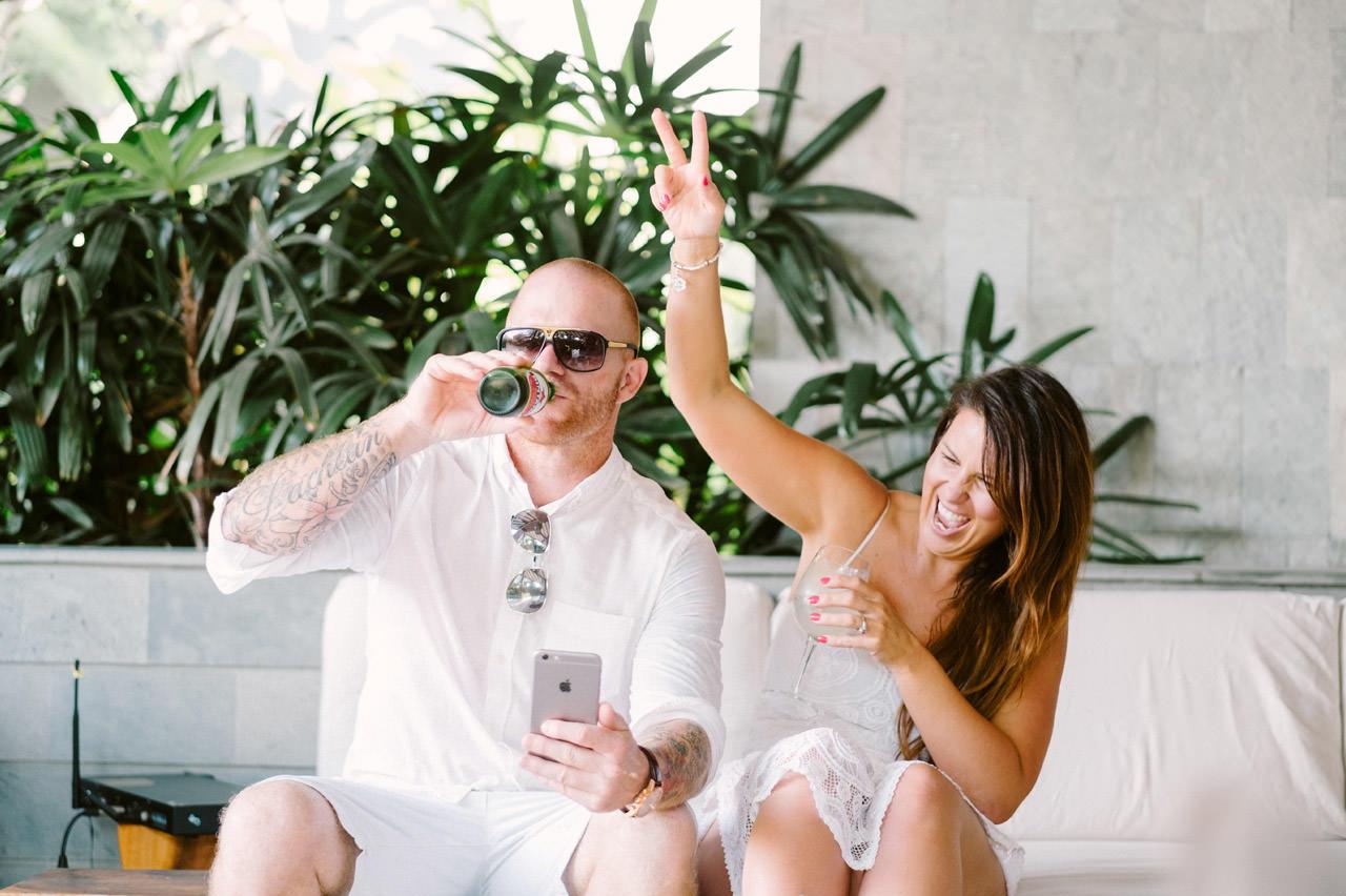 Matt & Renee: Intimate Bali Wedding Vow Renewal 23