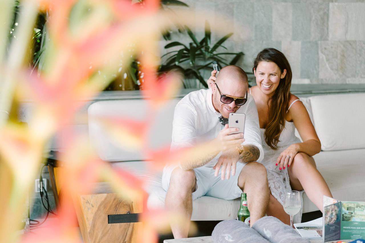 Matt & Renee: Intimate Bali Wedding Vow Renewal 25