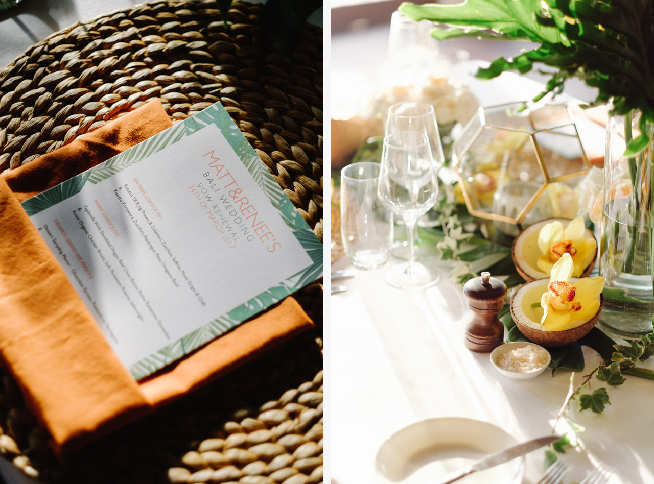 Matt & Renee: Intimate Bali Wedding Vow Renewal 39